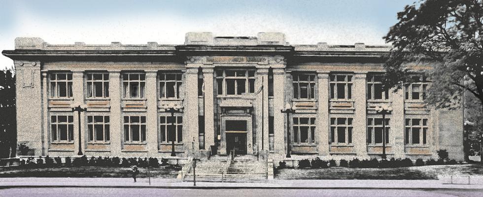 Old Hamilton Library